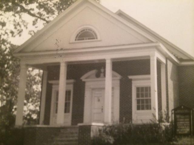 13. Presbyterian Church