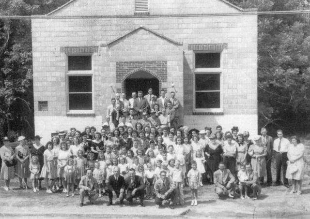 13. Second Baptist Church, 1946