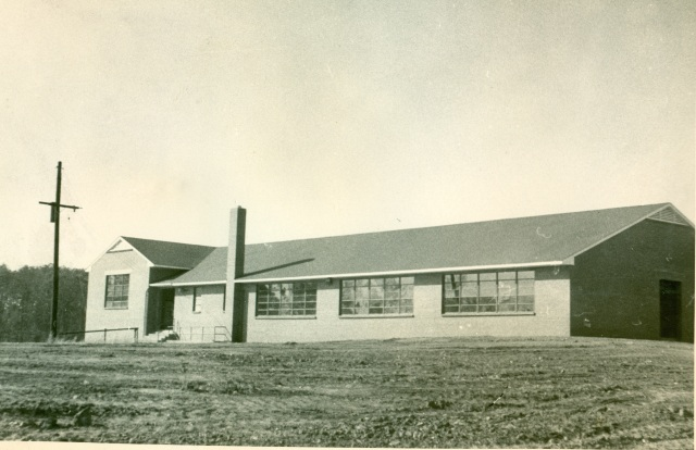 19. New Negro School, Rose Garden Hills, 1953