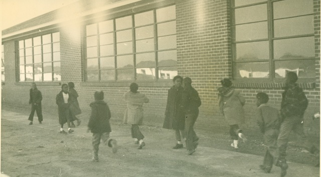 19. Rose Garden Hill Negro School, 1953