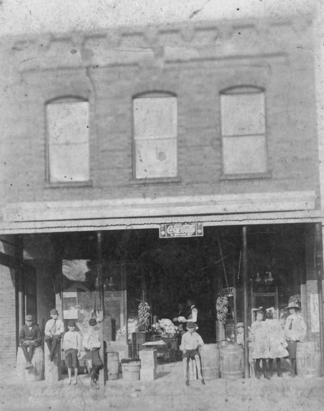 1c. The Whitfield Store on the east side of Atlanta Road in downtown Smyrna copy