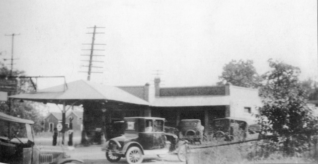 1l. D. C. Osborne's Garage, Downtown Smyrna