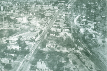 20. 1936 Overview Downtown Smyrna