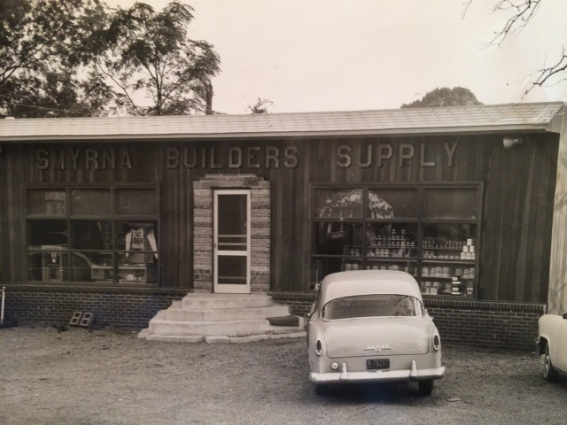 20. Smyrna Builders Supply, Spring Street