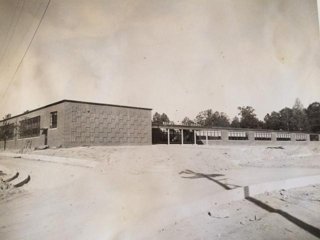 22. Belmont Hills Elementary School, 1953