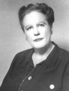 22. Lorena Pace Pruitt, Georgia's First Female Mayor, 1945-48