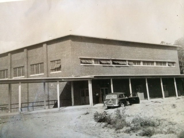 22. Orme-Campbell High School dedication, now Middle school, 1953
