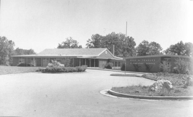 22. Teasley Elementary School