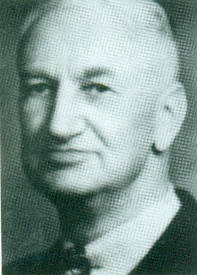 23. John Corn, Mayor, 1939-40