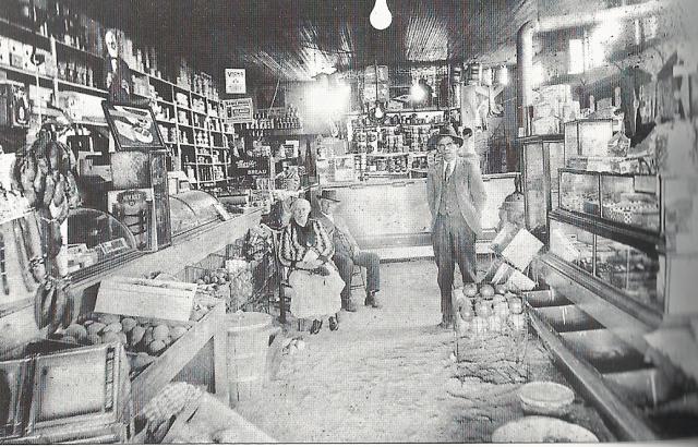 26.Carmichael Store, Log Cabin Community