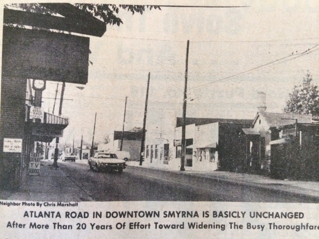 4.Atlanta Road in 1978, SN 10-2-78, p. 1