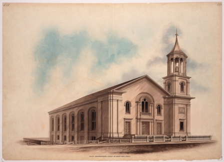 7. Bradlee, South Congregational Church