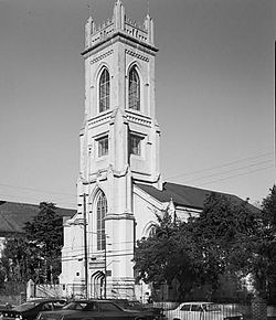 7. Silloway, Unitarian Church, Charleston, S.C., The oldest Unitarian Church in the South