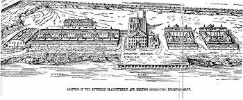 8. Abattoir engraving