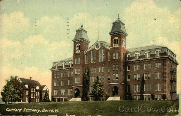 Goddard Seminary Barre, VT