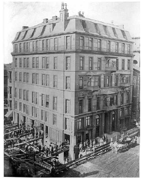 9. Hotel Pelham moved - from Historic New England