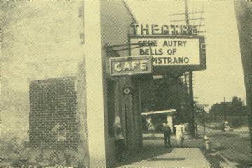 9. Jonquil movie Theater