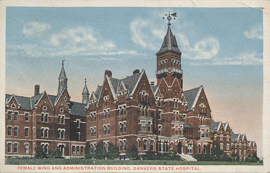 Danvers State Hospital, 1919