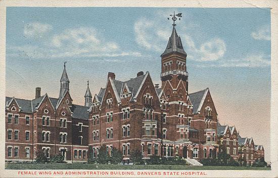 Danvers State Hospital, 1919