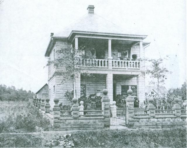 Gautschey House