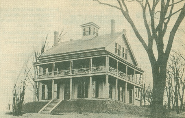 J.L.L.F warren birthplace