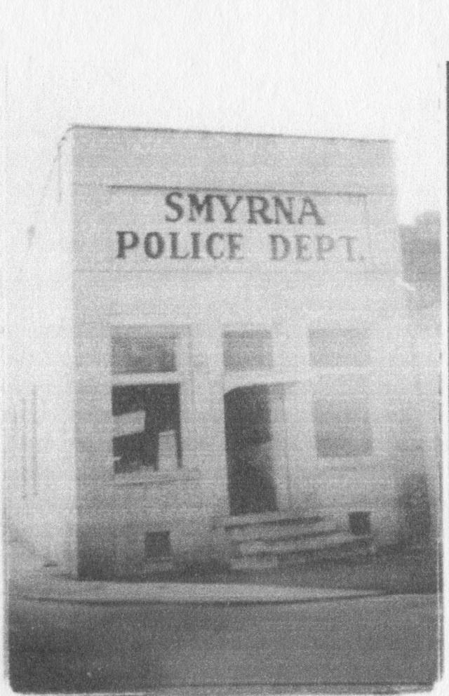 Police Station 1958-70