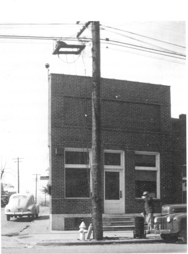 Smyrna City Hall, 1933-59, coverted First Bank of Smyrna building