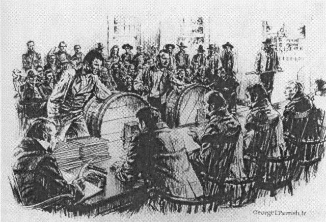 1832 Land Lottery