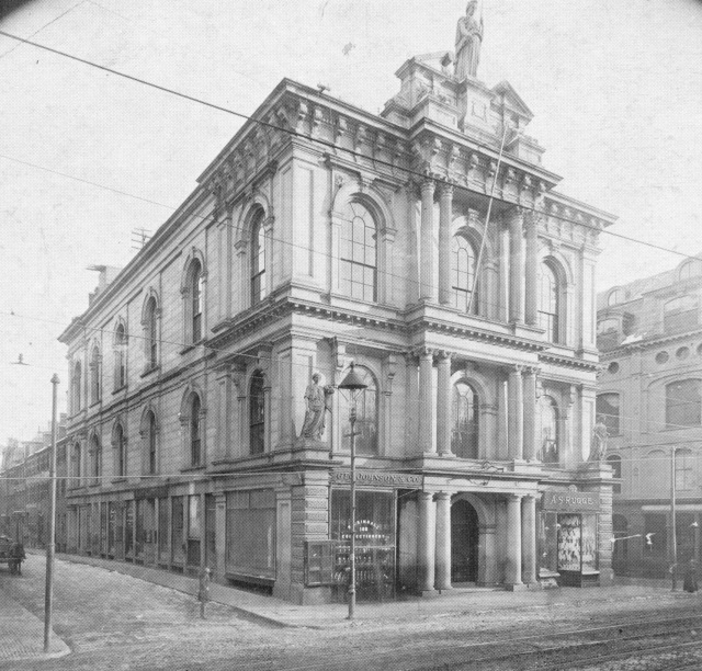 1865 Horticultural Hall