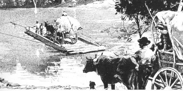 2. Montgomery Ferry 1837