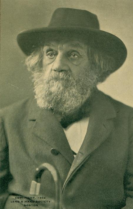 21. Edward Everett Hale (closeup, 1902)