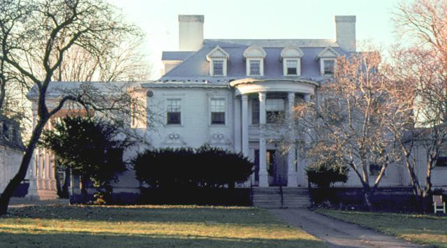 23. James A. Hathaway Mansion