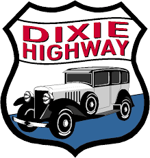 4. Dixie Highway sign