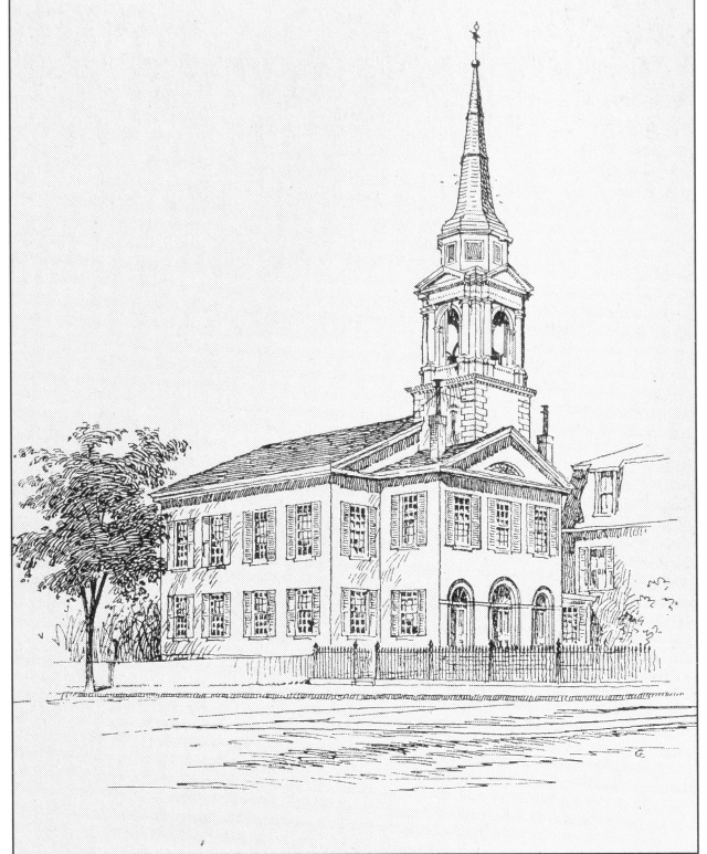 4. First Church of Brighton (1808) Unitarian