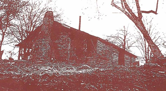 5. Original Hooper Homestead, 1835