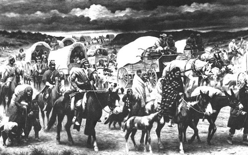 6. Trail of Tears