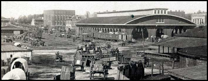 7. First Passenger depot, Atlanta