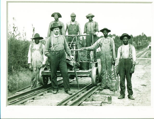 7. North Georgia Railroad Crew