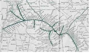 7. Railroad Map