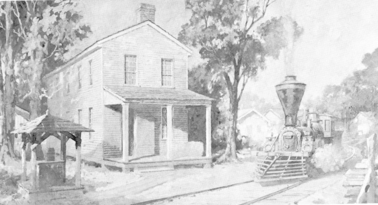 7. W&A Engine at Terminus