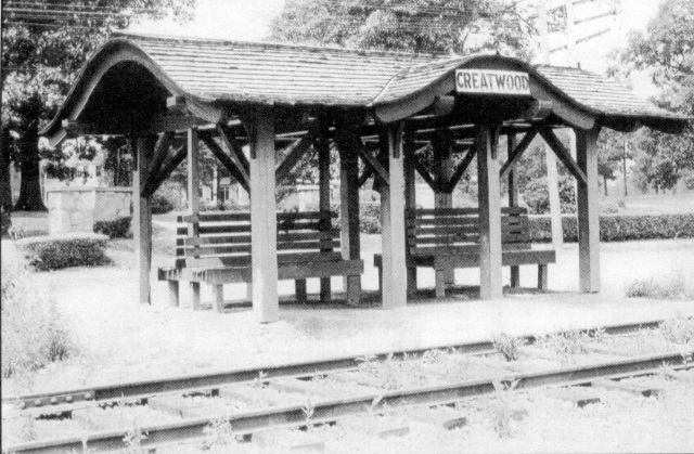 8. Creatwood Trolley Stop