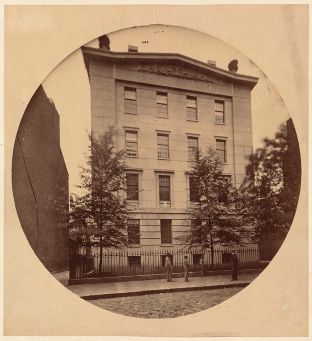 Boston Latin School, 1860
