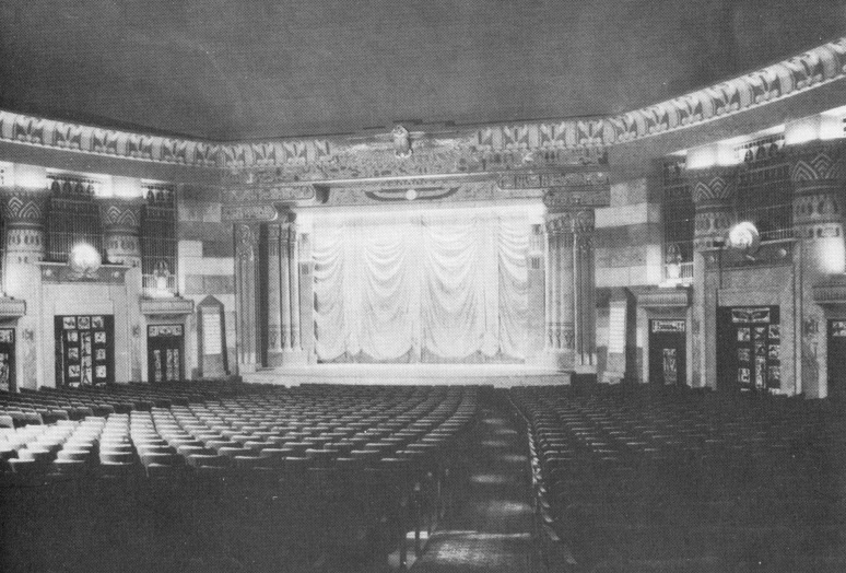 Egyptian THeater Interior