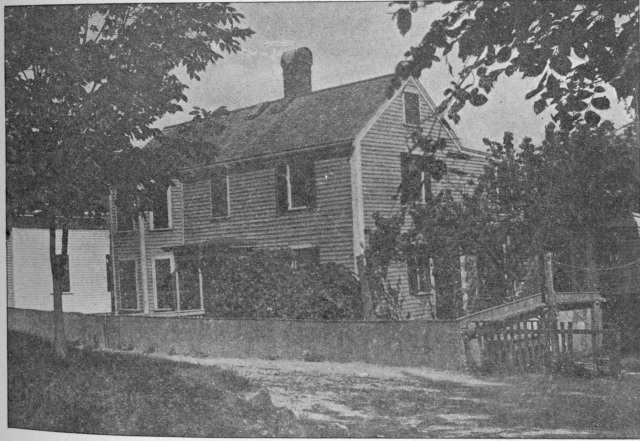 Peaceable Street (Smith-Winship) house