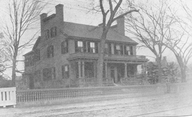 Whittemore Mansion