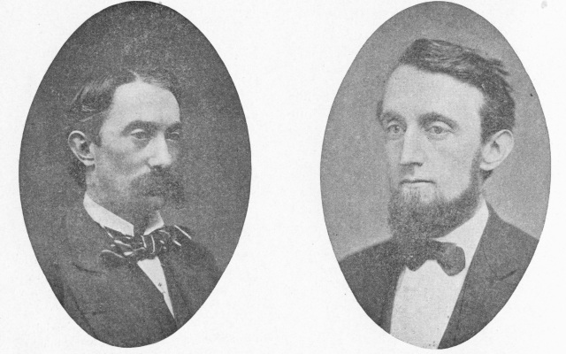 William Wirt and Webster Warren