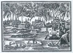 3. Great Boston Fire of 1760