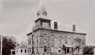 5. Enfield Town Hall, site of the Farewell Ball