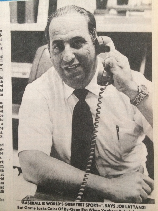 3.Coach Joe Lattanzi SN 6-5-75