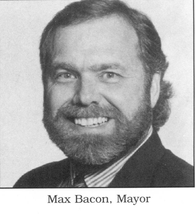 59. Mayor Max Bacon, 1997